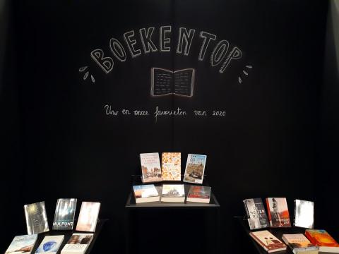 Boekentop2020